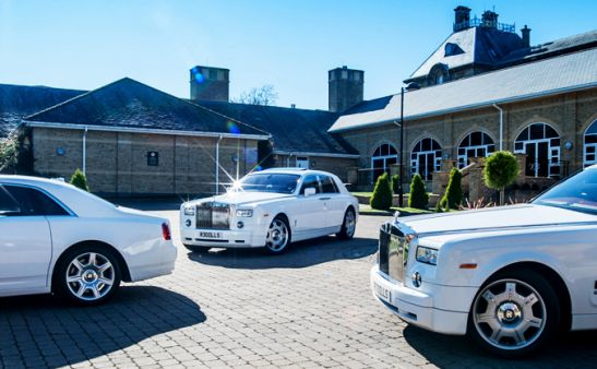 RR Phantom Cars