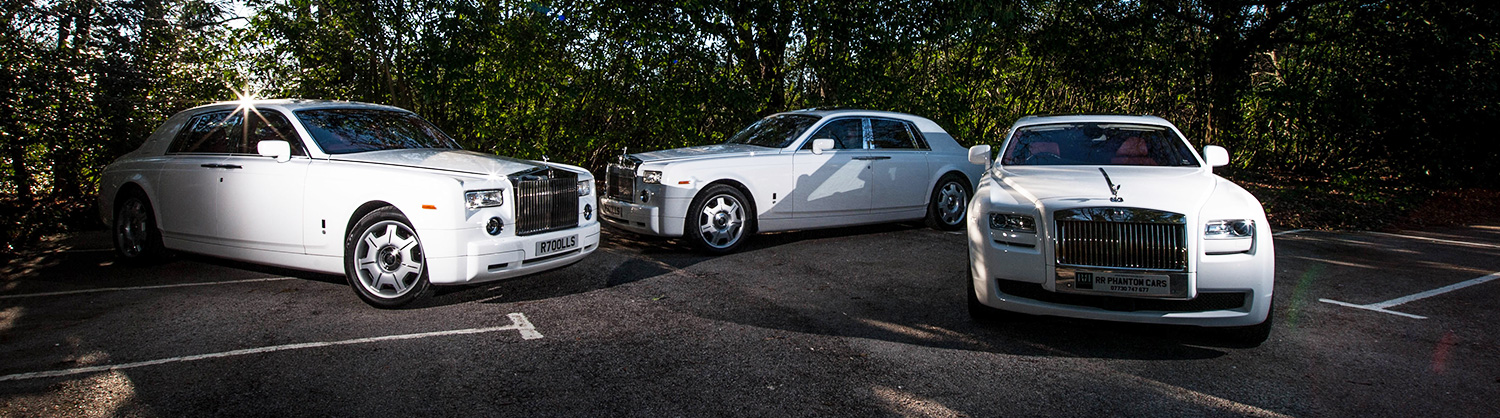 Luxury - RR Phantom Cars