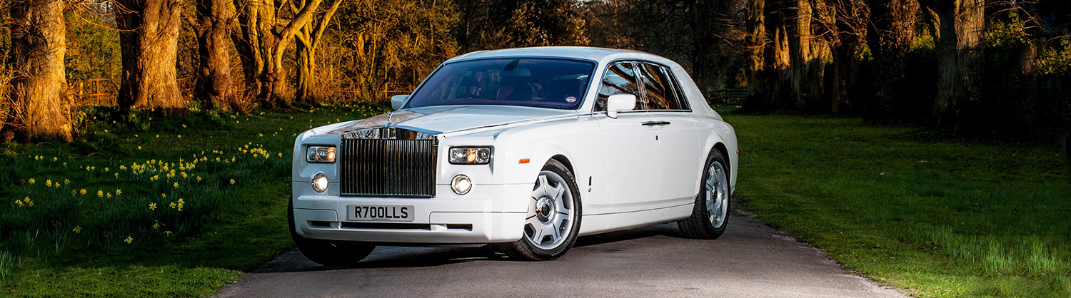 Sophistication - RR Phantom Cars